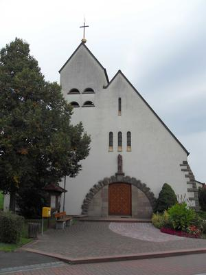 Kirche in Wissels
