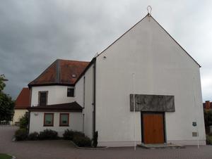 Kirche in Almendorf