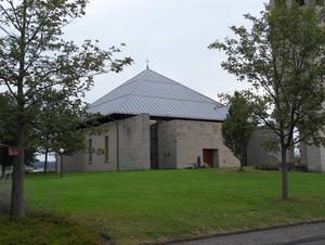 Kirche in Wiesen