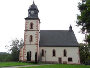 Kirche in Margretenhaun